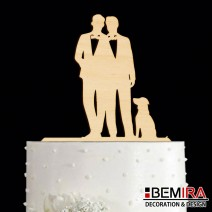 Wedding cake decoration - 13