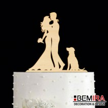 Wedding cake decoration - 05