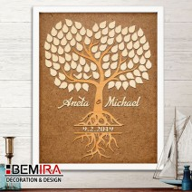 Wedding Tree guest book - image 2