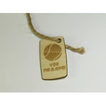 Bottle tag - Tenis