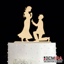 Wedding cake decoration - 01