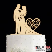 Wedding cake decoration - 02