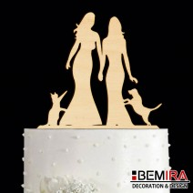Wedding cake decoration - 12