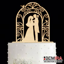 Wedding cake decoration - 15