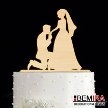 Wedding cake decoration - 04