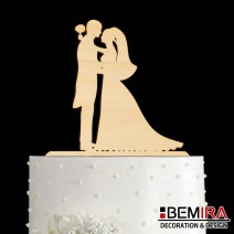 Wedding cake decoration - 08