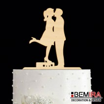 Wedding cake decoration - 09