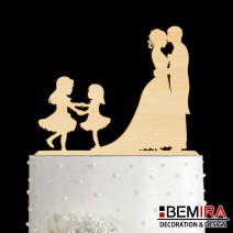 Wedding cake decoration - 10