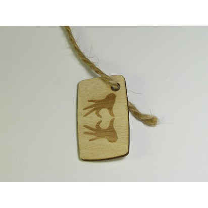 Bottle tag - Hearth